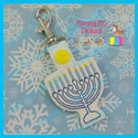 Menorah Snap Tab