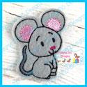 Mouse 2 Feltie