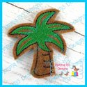 Palm Tree Feltie