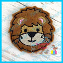 Lion Feltie