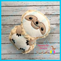 #1087 Sloth Softie