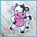 Cow 3 Feltie