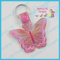 Butterfly Snap Tab