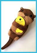 #1121 Otter Softie