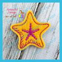 Starfish Feltie
