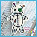 Voodoo Doll Feltie