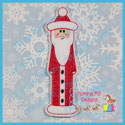 Father Christmas Book Mark