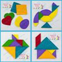 Tangram Puzzle Set