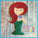Mermaid Set 5x7