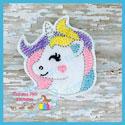 Unicorn Feltie