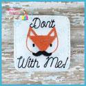 Fox Pun 1 Feltie