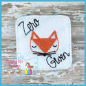 Fox Pun 3 Feltie