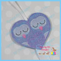 Heart Owls Clippy Keeper