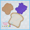 Peanut Butter and Jelly Play Food Set