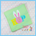 HOP Bunny Ears Applique