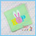 HOP Bunny Ears Applique