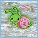 Snail 2 Feltie