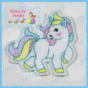 Unicorn 2 Feltie