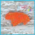 Origami Tiger Feltie