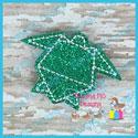 Origami Turtle Feltie
