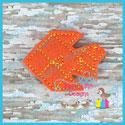Origami Fish Feltie