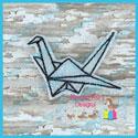 Origami Crane Feltie