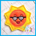 Cool Sun Feltie