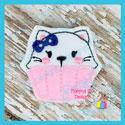 Cat Cupcake Feltie