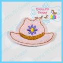 Cowboy Hat 1 Feltie