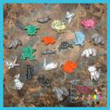 Origami Animals Feltie Bundle