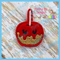 Candy Caramel Apple Feltie