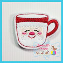 Santa Claus Mug Feltie