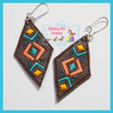 Southwest Style 1 Earrings