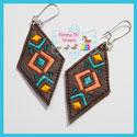 Southwest Style 1 Earrings