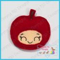 Fruit Kids Apple Feltie