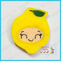 Fruit Kids Lemon Feltie