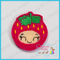 Fruit Kids Strawberry Feltie