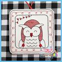 Critter Christmas Portraits - Owl