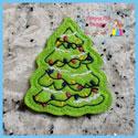 Christmas Tree Feltie