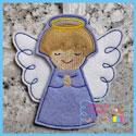 Angel Boy Ornament