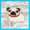 Pug Feltie