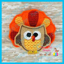 Turkey Owl Feltie