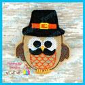 Pilgrim Boy Owl Feltie