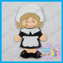 Pilgrim Girl Set 4x4