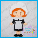 Pilgrim Girl Set 5x7
