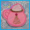 Hot Chocolate 2 Feltie