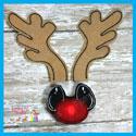 Reindeer Over-Sized Felties