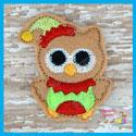 Elf Owl Feltie