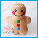 Gingerbread Softie