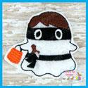 Ninja Ghost Feltie